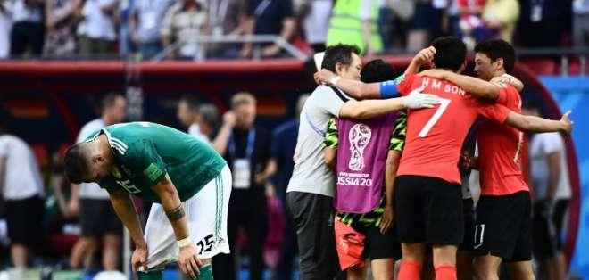 El conjunto europeo quedó fuera del Mundial en fase de grupos. Foto: Jewel SAMAD / AFP