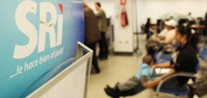 Vence el plazo para declaración semestral del IVA. Foto: SRI