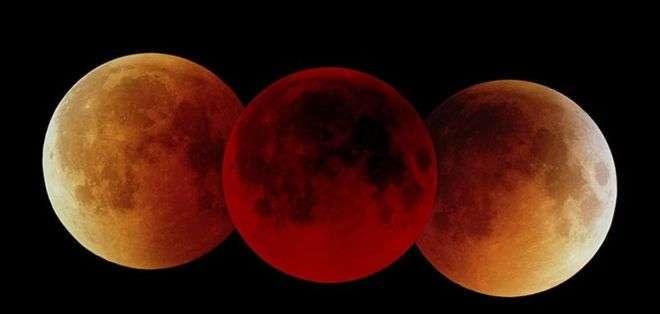 El eclipse lunar total del 27 de julio de 2018 será el más largo del Siglo XXI.