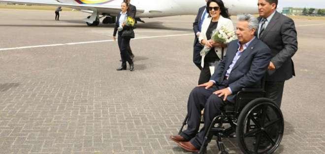 La visita de Moreno durará tres días. Foto: Comunicación