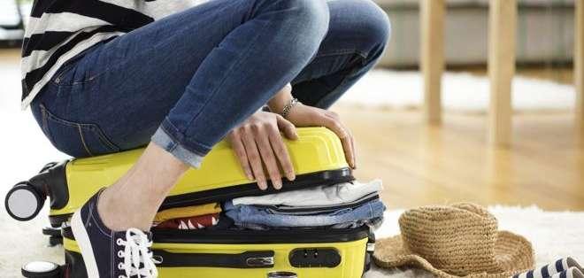 ¿Has sentido alguna vez que las cosas nunca cabrán en la maleta?