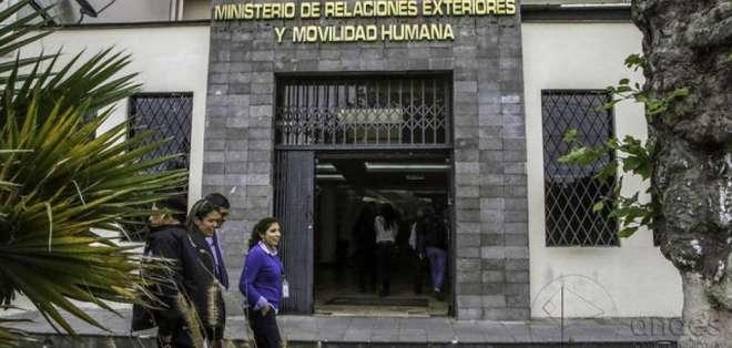 Según Cancillería, unos 90.000 ecuatorianos residen actualmente en Venezuela. Foto: Archivo Andes