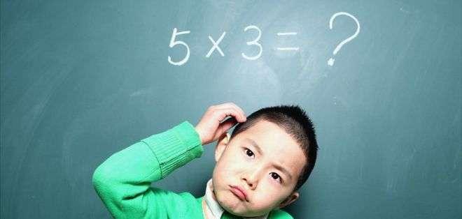En los países desarrollados están aumentando los niveles de analfabetismo matemático.