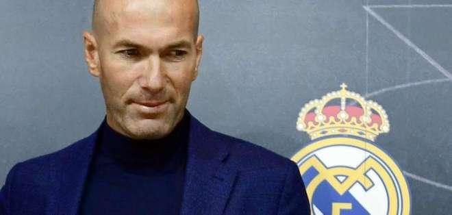 Zinedine Zidane se adjudicó este premio en 2017. Foto: AFP