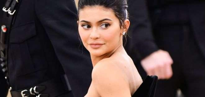Kylie Jenner tiene una fortuna cercana a los US$900 millones a sus 20 años. Foto: GETTY IMAGES