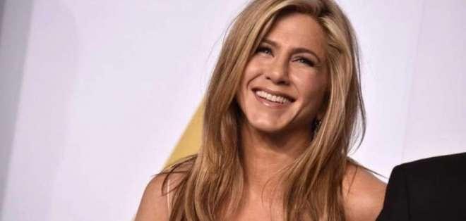 Muestran la tonificada figura de Jennifer Aniston. Foto: AP - Archivo