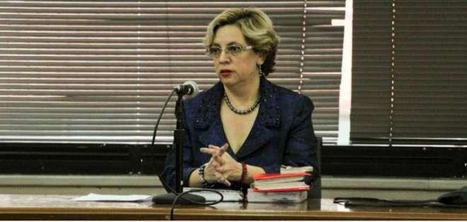 Jueza difiere audiencia preparatoria de juicio en caso Balda. Foto:Twitter