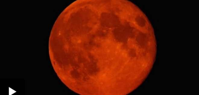 Qué es un eclipse lunar total y por qué éste será el más largo del siglo.