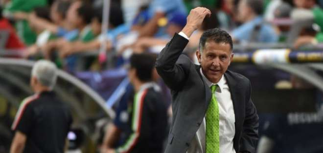 En Rusia - 2018, la selección de México a cargo de Juan Carlos Osorio avanzó hasta octavos de final. Foto: AFP