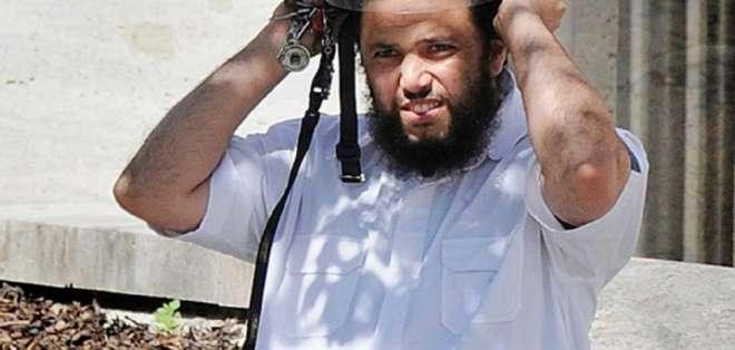 Dejan en libertad provisional al exguardaespaldas de Bin Laden.