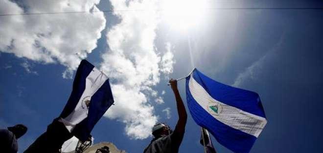 Nicaragua vive desde el 18 de abril un movimiento de protesta contra el gobierno . Foto: EFE.