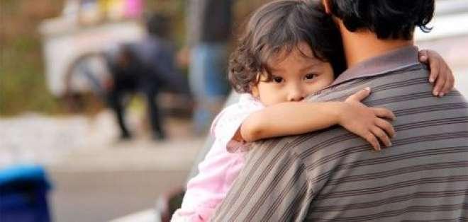 Ecuador logra reunificar a 83 menores con sus familias en Italia y EEUU. Foto: Referencial