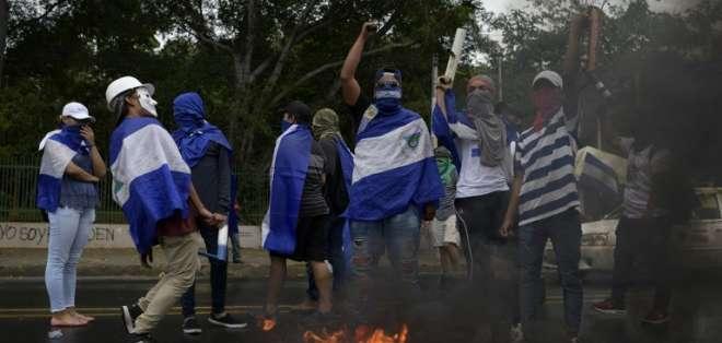 Grupo de OEA buscará soluciones tras represión en el país centroamericano. Foto: AFP