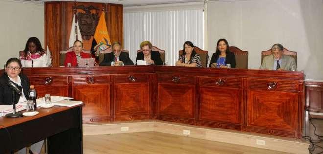 Varios jueces de la Corte tienen abiertas en Fiscalía algunas indagaciones penales. Foto: Archivo Flickr CC