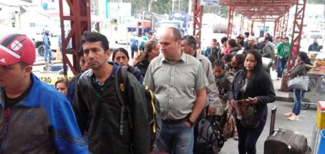 Ecuador facilitará ingreso de menores extranjeros por flujo de venezolanos. Foto: Referencial