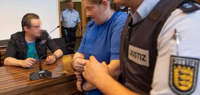La explotación sexual de la pareja ha sido un caso que conmovió a Alemania.