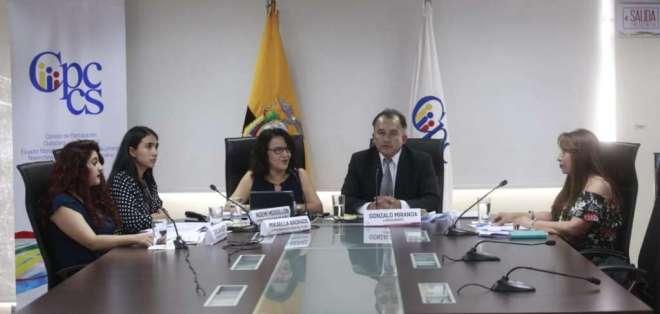 Se elaborará informe sobre postulantes dirigido al Pleno del Cpccs transitorio. Foto: API