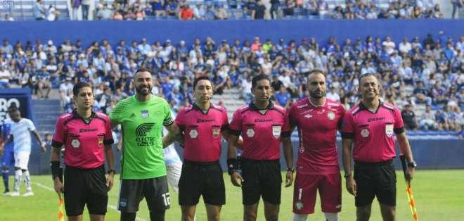 El auspiciante del torneo ecuatoriano 2018 puso 4 opciones para que el público elija. Foto: API