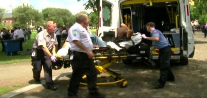 Más de 50 personas sufrieron una sobredosis entre martes y miércoles.