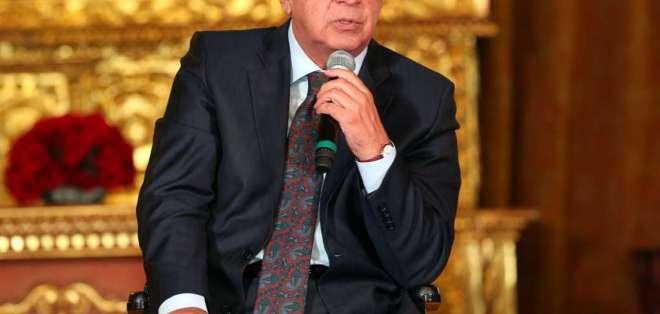 El anuncio lo hizo la noche de este martes 21 de agosto el presidente Lenín Moreno. Foto: Flickr Presidencia