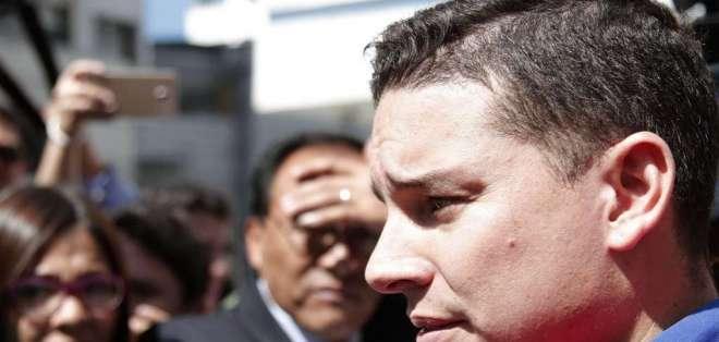ECUADOR.- Iván Espinel fue vinculado al proceso por peculado que investiga la Fiscalía, en abril de 2018. Foto: Vistazo