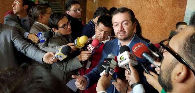 ECUADOR.- Las denuncias motivaron un proyecto de resolución, impulsado por Fabricio Villamar. Foto: Archivo