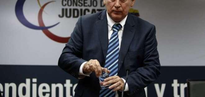 Denuncias surgen luego de que director de Judicatura dio a conocer intento de soborno. Foto: API