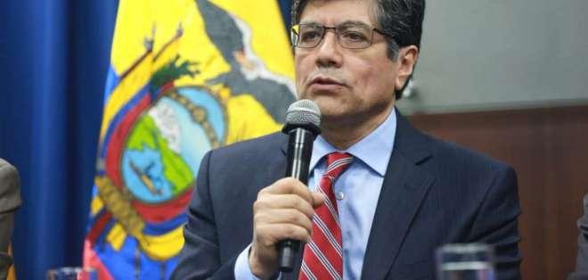 ECUADOR.- El canciller envió una carta al Gobierno de ese país, solicitando que asuma su parte. Foto: Archivo