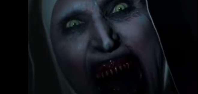 El aterrador personaje es encarnado por la actriz estadounidense Bonnie Aarons. Foto: Tomado de Caracol.com.
