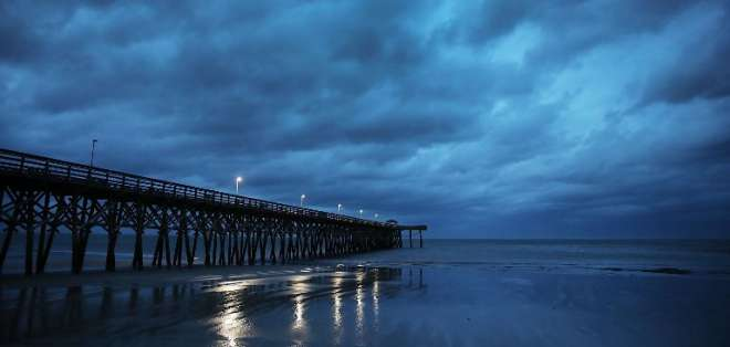 MYRTLE BEACH, SC. Foto: AFP