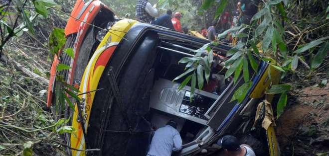 Desde el 12 de agosto de 2018, los accidentes han dejado 63 muertos. Foto: API