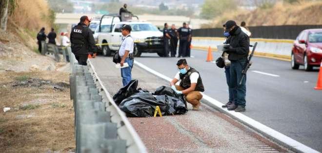 No hay espacio para cadáveres de víctimas no identificadas que genera criminalidad. Foto referencial / Archivo