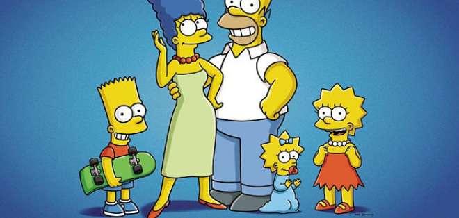 Los Simpsons tiene 23 años en el aire