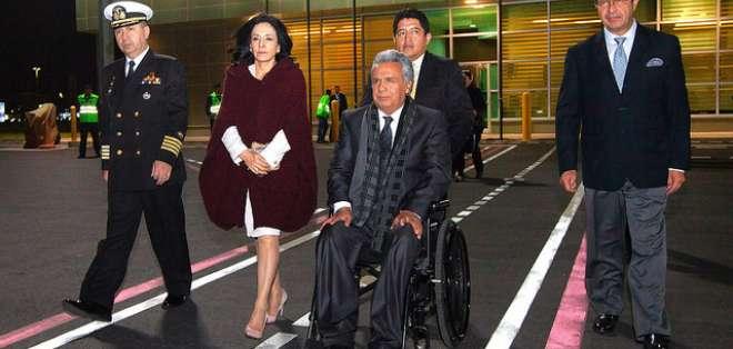 El presidente tiene previstas reuniones con otros mandatarios y con el Banco Mundial. Foto: Flickr Presidencia.
