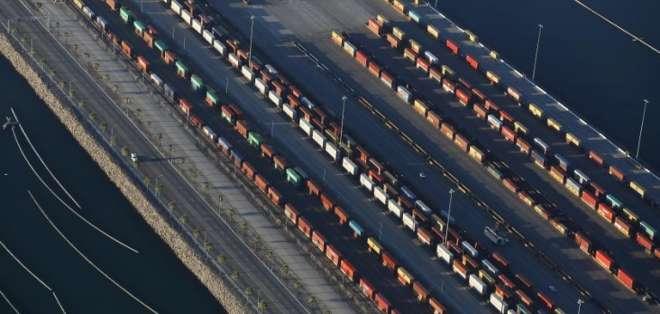 """Los analistas acusan a Estados Unidos de lanzar """"la mayor guerra comercial de la historia"""". Foto: AFP"""