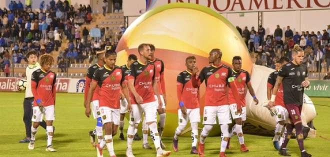 Los 'Morlacos' serán demandados por valores adeudados correspondientes al arrendamiento del estadio Serrano Aguilar. Foto: API