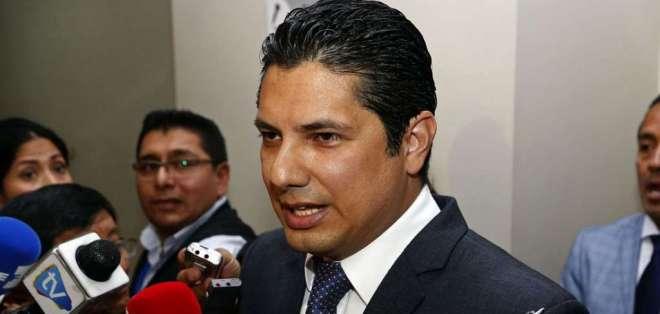 QUITO, Ecuador.- Cuatro personas están procesadas por asociación ilícita y secuestro a Fernando Balda. Foto: API