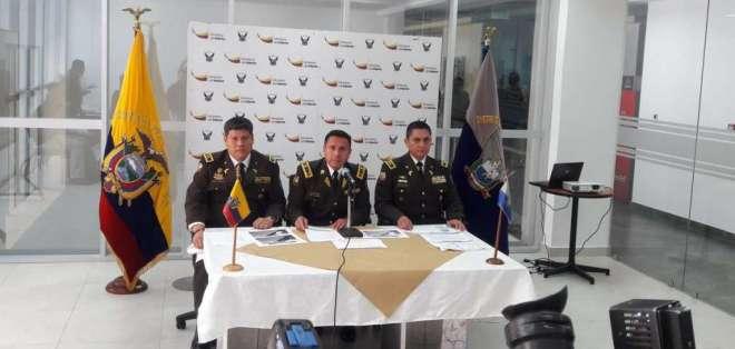 44.150 uniformados trabajarán en este feriado. Foto: Ministerio del Interior