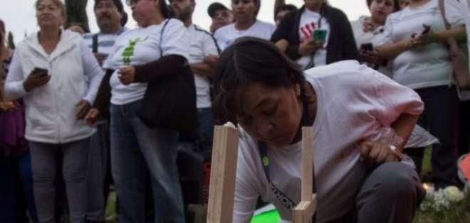 En Ecatepec se reportan numerosos asesinatos de mujeres.