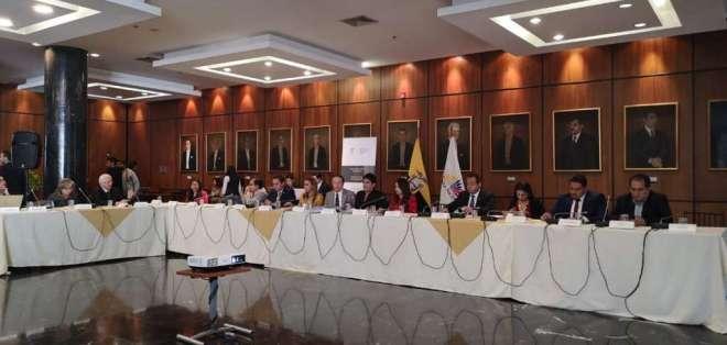 Legislador de CREO pidió comparecencia tras cuestionadas actuaciones de CJ transitorio. Foto: @FiscalizacionAN