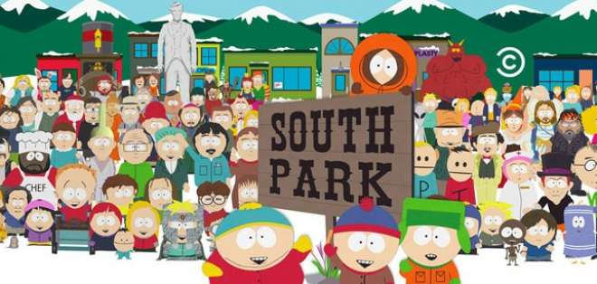 South Park enfrenta a Los Simpsons