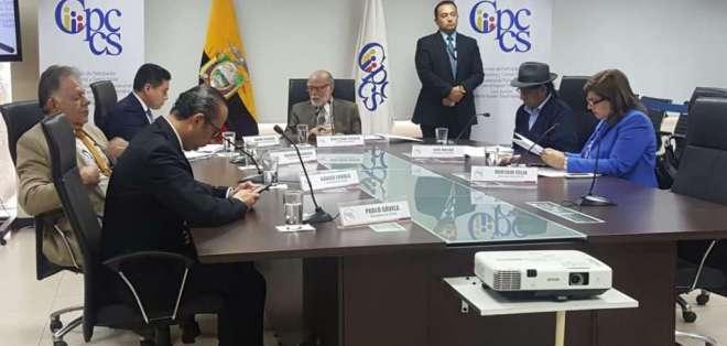 QUITO, Ecuador.- Tres funciones del Estado deben remitir ternas al CPCCS para designar a jueces temporales. Foto: API