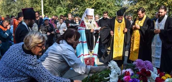 Se investiga los motivos de la masacre de Crimea Foto: AFP