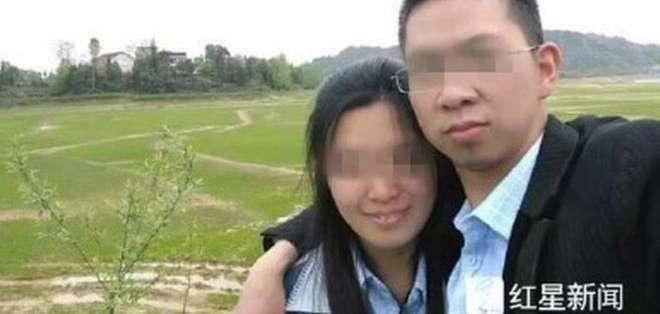 Una mujer en china decidió suicidarse junto a sus dos hijos tras creer que su esposo había muerto. Foto: WEIBO