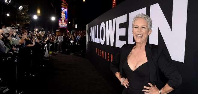 """""""Halloween"""" asusta con su exitosa taquilla en EEUU. Foto: AFP"""