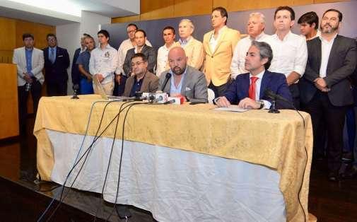 El organismo deportivo envió un documento a la Asamblea Nacional.  Foto: API