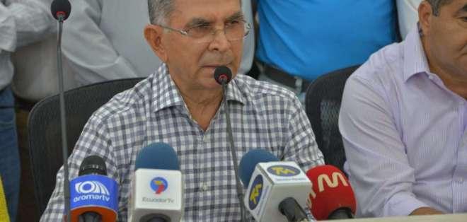 ECUADOR.- La primera notificación de destitución del prefecto de Manabí fue el 30 de julio de 2018. Foto: Archivo