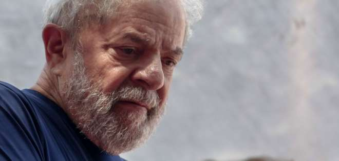 BRASIL.- El interrogatorio será presencial y conducido por la jueza Gabriela Hardt. Foto: AFP