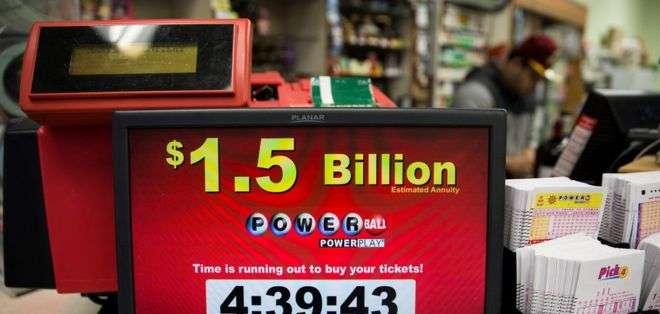 El boleto ganador del Mega Millions fue comprado en Carolina del Sur. Foto: Getty Images