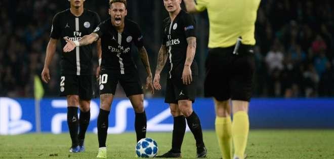 El equipo francés es uno de los más poderosos en la actualidad. Foto: Filippo MONTEFORTE / AFP